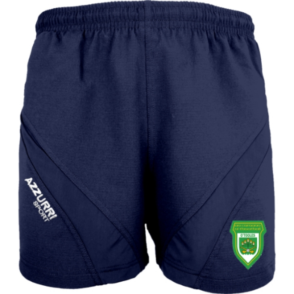 Picture of O'Tooles GAA Gym Shorts Navy-Navy