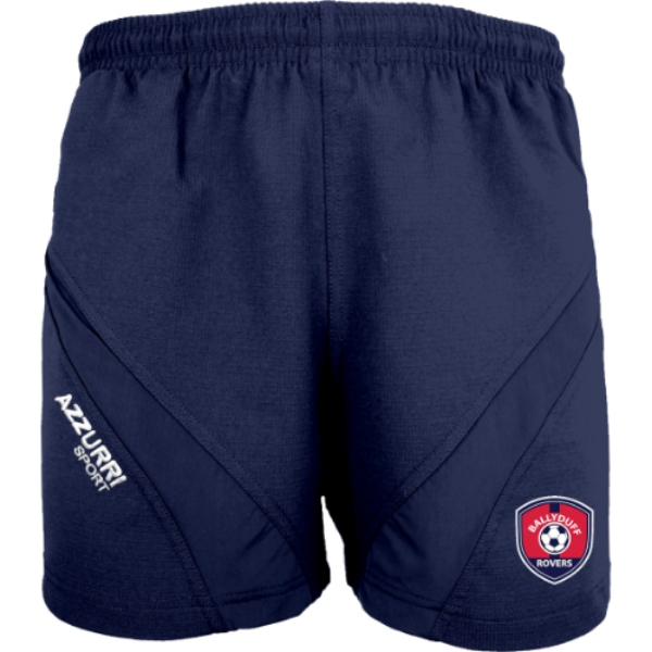 Picture of Ballyduff Rovers Gym Shorts Navy-Navy