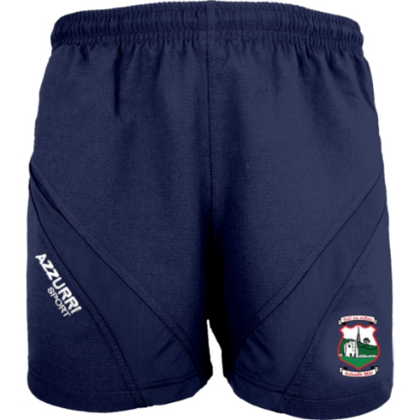 Picture of Aghamore LGFA Gym Shorts Navy-Navy