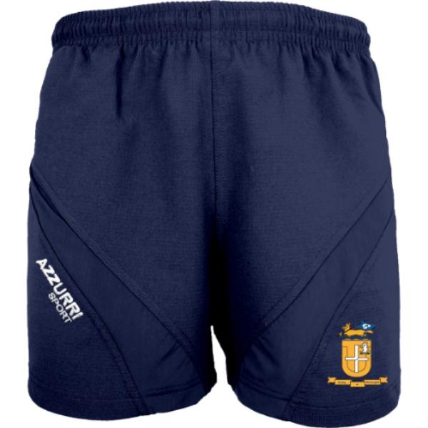 Picture of Glenamaddy GAA Gym Shorts Navy-Navy