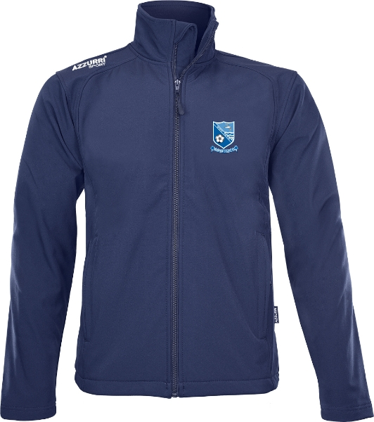Picture of Seaview Celtic FC Soft Shell Jacket Navy