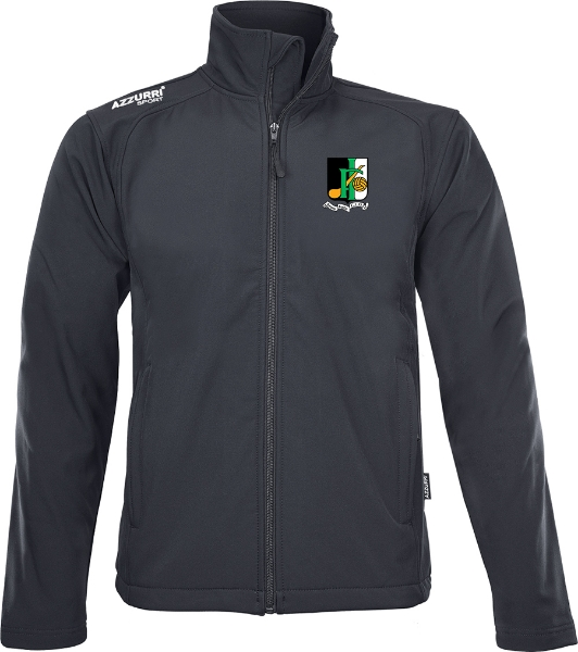 Picture of Innisfail GAA Soft Shell Jacket Black