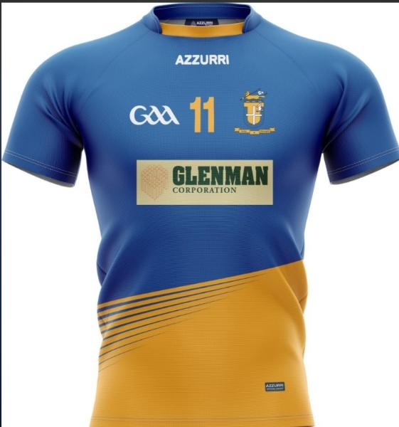 Picture of Glenamaddy GAA Jersey Custom