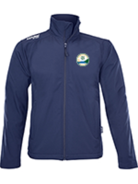 Picture of Ferrybank AFC Soft Shell Jacket Navy