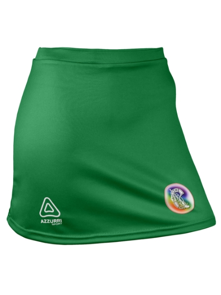 Picture of Ballyhale Shamrocks Camogie Skorts Kids Custom