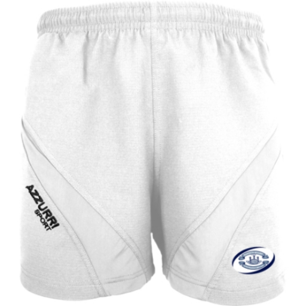 Picture of Bandon RFC Gym Shorts - White White-White