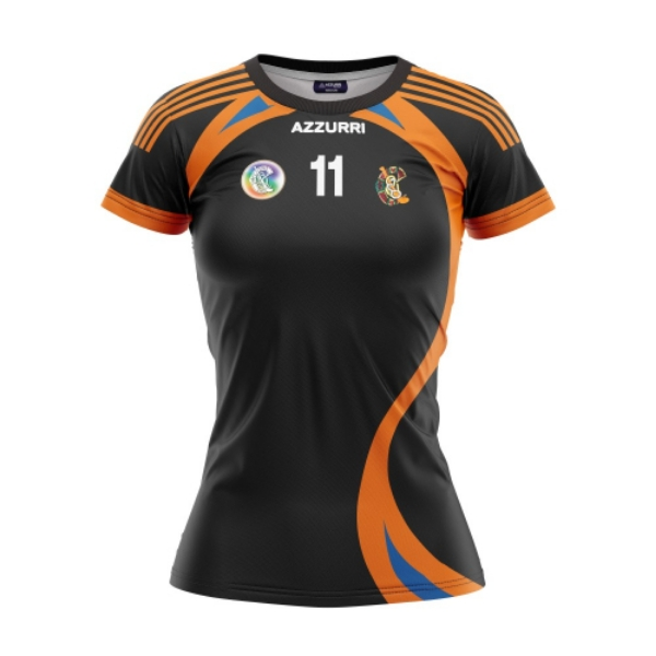 Picture of Straffan Camogie Jersey Kids Custom