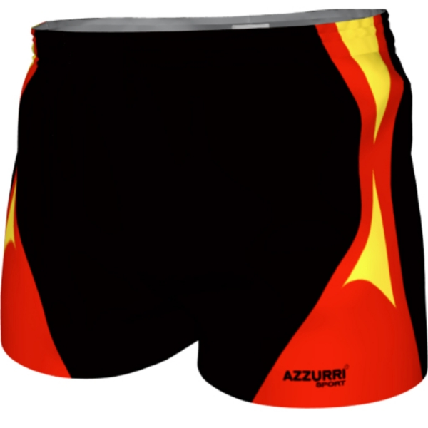 Picture of St Fintans Gaels Shorts Kids Custom