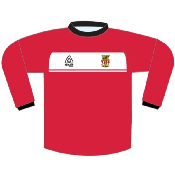 Picture of Kilmacthomas AFC Soccer Jersey Kids Custom