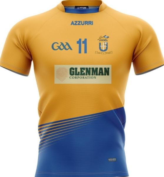 Picture of Glenamaddy GAA Goalie Jersey Kids Custom