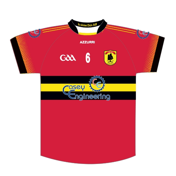 Picture of Dunhill GAA Kids Jersey Custom
