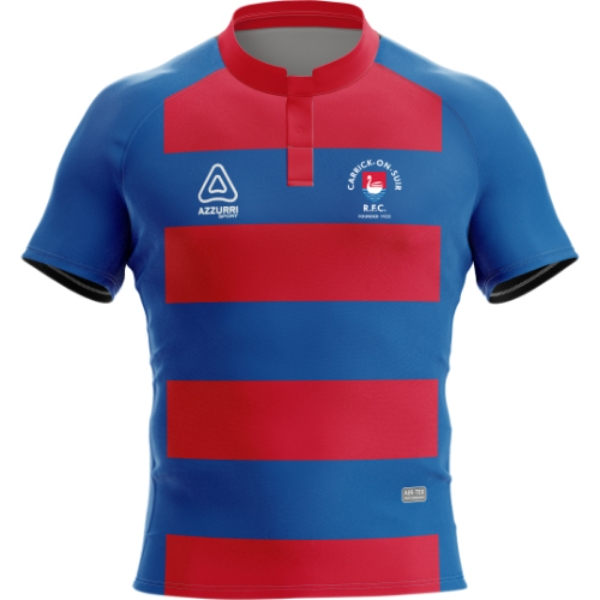 Picture of Carrick RFC Rugby Jersey Custom
