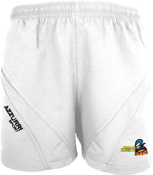 Picture of Tipp Knights gym shorts White-White