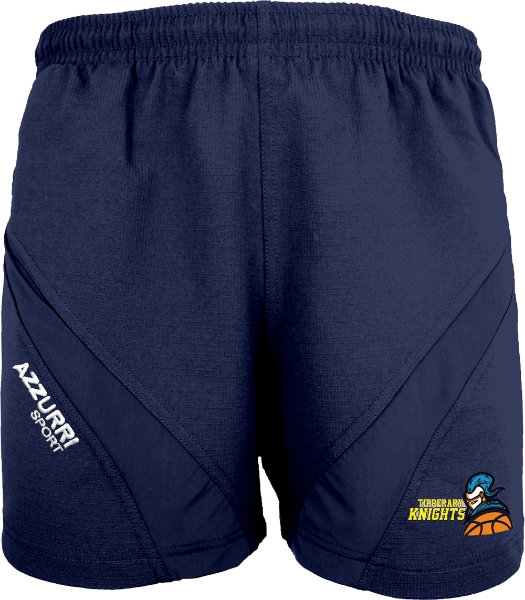 Picture of Tipp Knights Gym Shorts Navy-Navy