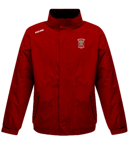Picture of old Christians  Dover Jacket Red