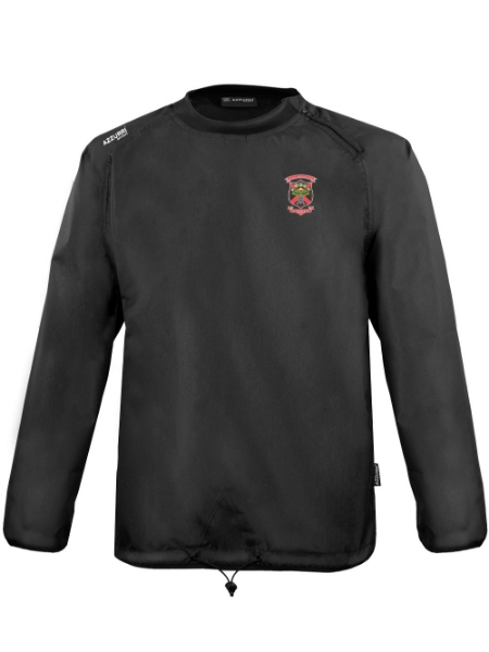 Picture of Old Christians Rugger Windbreaker Black