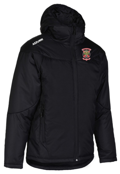 Picture of Old CHristians Thermal Jacket Black