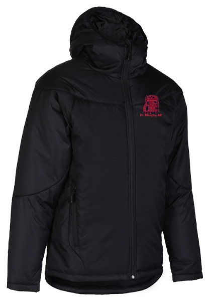 Picture of Fr Murphy Thermal Jacket Black