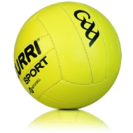 Picture of official GAA Hi-Vis Match Ball Hi Vis Yellow