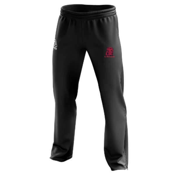 Picture of fr murphy kids tracksuit ends Black