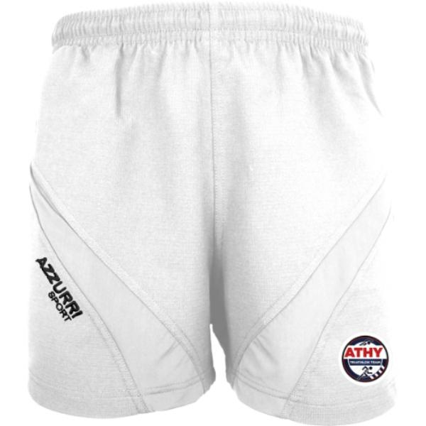Picture of athy traithoon club shorts White-White