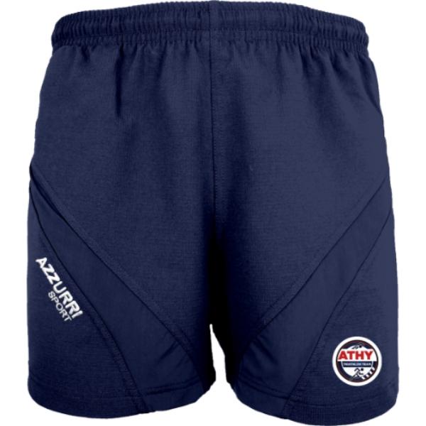 Picture of athy triathlon shorts Navy-Navy