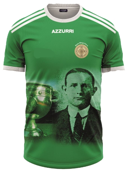Picture of sam maguires gaa kids training jersey Custom