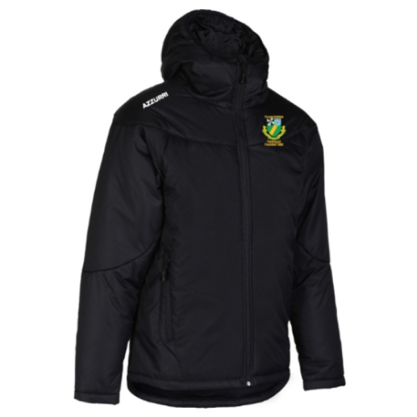 Picture of Thomas Davis GAA Thermal Jacket Black