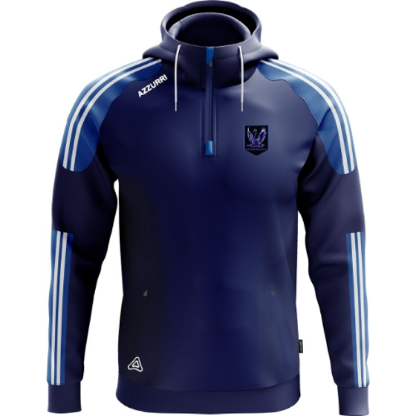 Picture of eli swanderers fc hoodie Navy-Royal-White