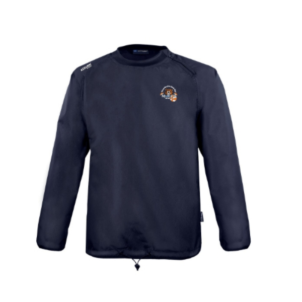 Picture of Waterford Wildcats  Rugger Windbreaker Navy