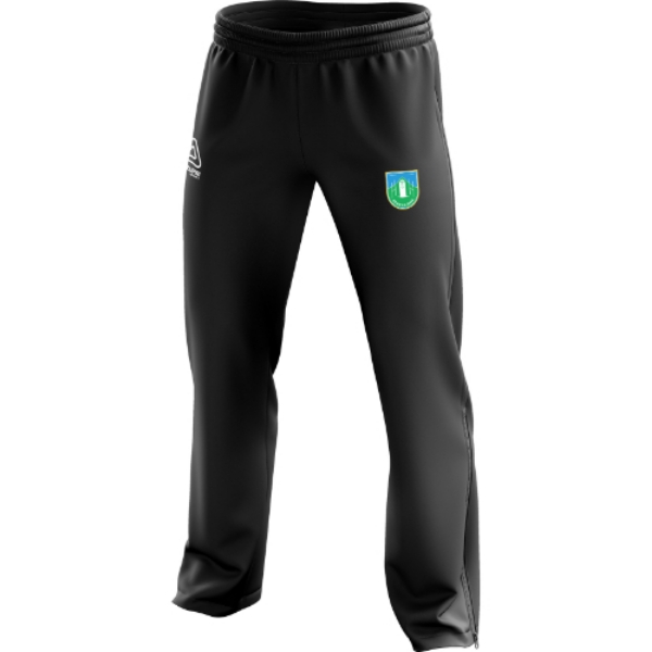 Picture of Clan na Gael kids tracksuit ends Black