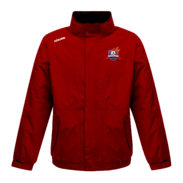 Picture of  Paulstown FC Dover Jacket Red