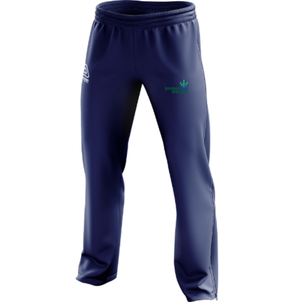 Picture of Diving Ireland tracksuit ends Navy