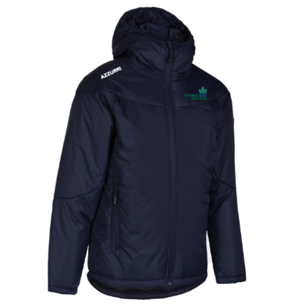 Picture of Diving ireland Thermal Jacket Navy