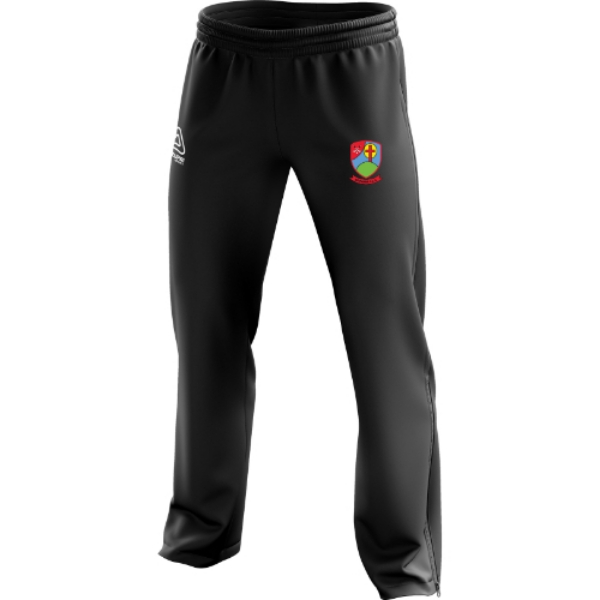 Picture of na fianna hc kids tracksuit ends Black