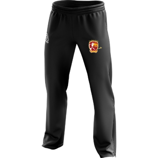 Picture of southern gaels kids tracksuit ends Black