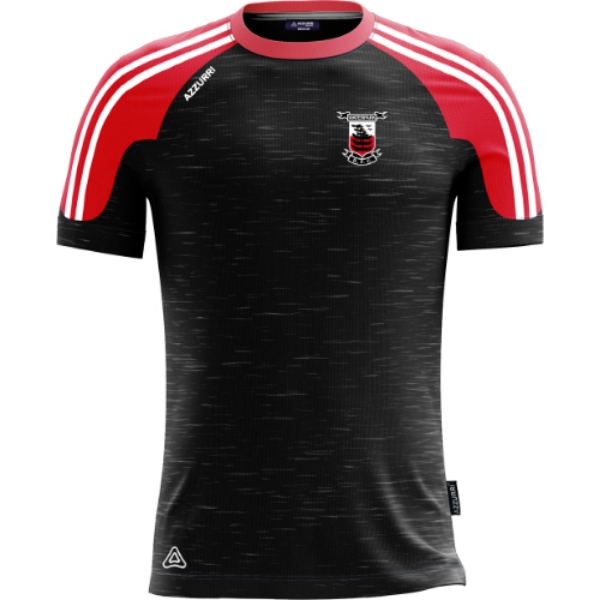 Picture of waterpark rfc kids t-shirt Black-Melange-Red-White