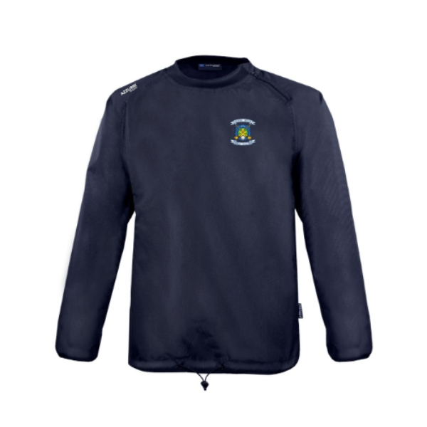 Picture of mount sion kids rugger windcheater Navy