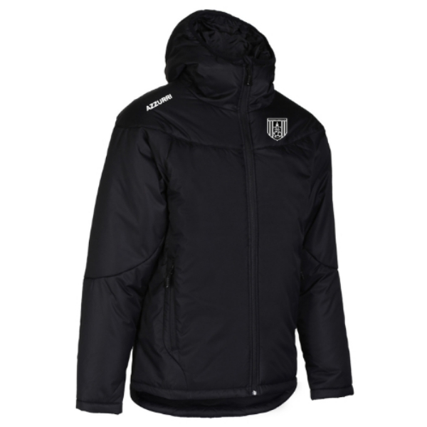 Picture of Dunmore Town AFC thermal jacket Black