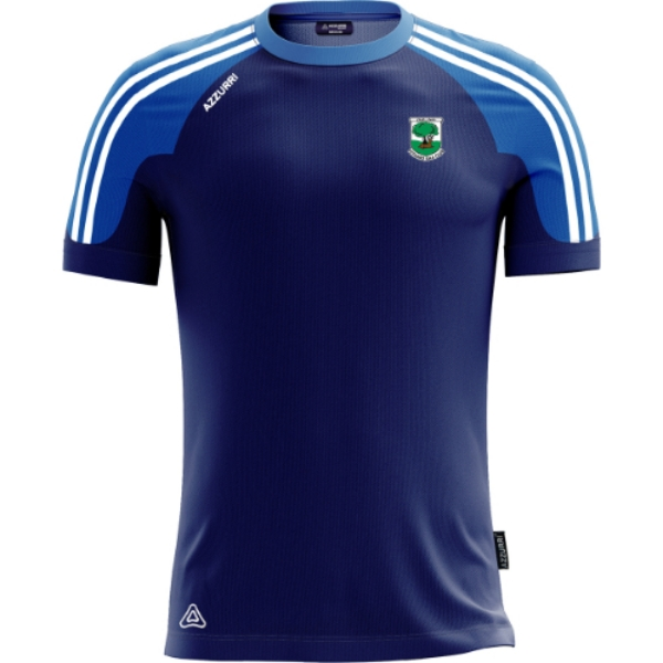 Picture of FETHARD GAA T-SHIRT Navy-Royal-White