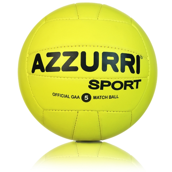 Picture of Hi VIS official match ball Hi Vis Yellow