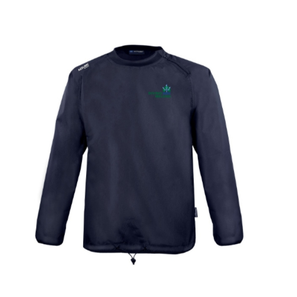 Picture of diving ireland kids rugger windbreaker Navy