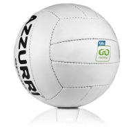 Picture of first touch gaa football White