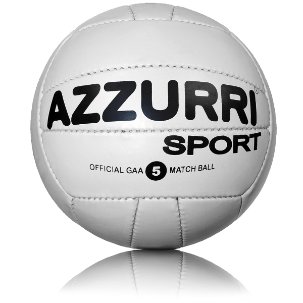 Picture of OFFICIAL GAA MACTH BALL White