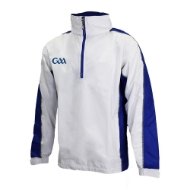 Picture of UM004 Umpire Pullover Top White-Royal-Grey