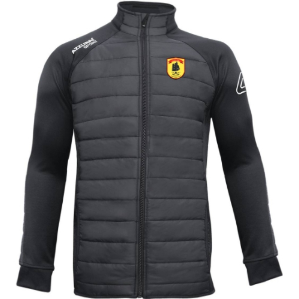 Picture of DUNHILL GAA KIDS Padded Jacket Black-Black