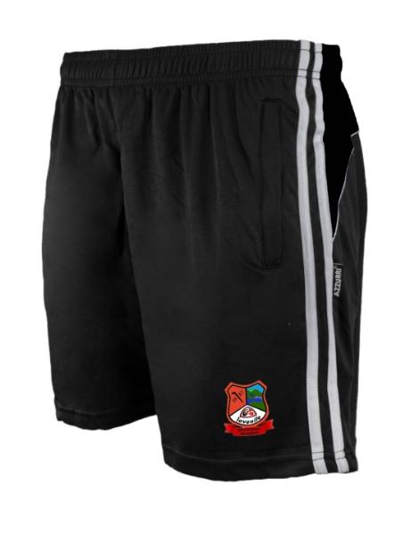 Picture of  mitchelstown ballygiblin Brooklyn Leisure Shorts Black-Black-White