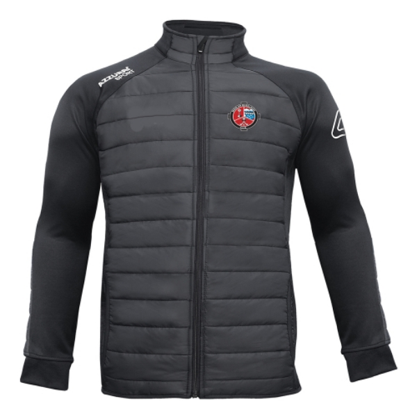 Picture of valleymount adults Padded Jacket Black-Black