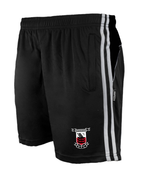 Picture of waterpark rfc Brooklyn Leisure Shorts Black-Black-White