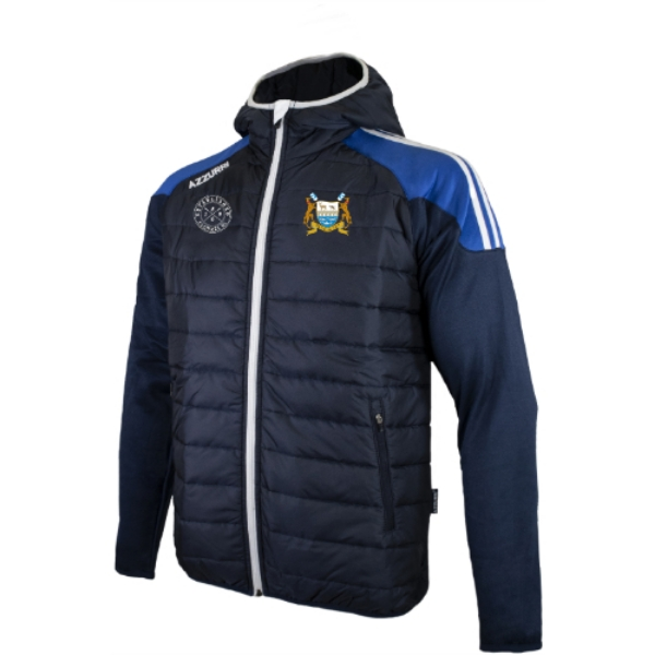 Picture of CLONMEL ROWING CLUB  Holland Jacket Navy-Royal-White